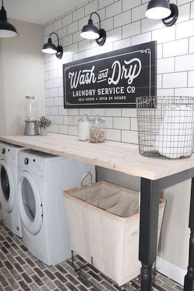 decorazioni lavanderia