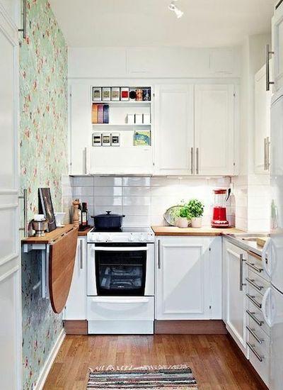 idee cucina piccola