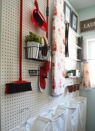 idee salvaspazio lavanderia