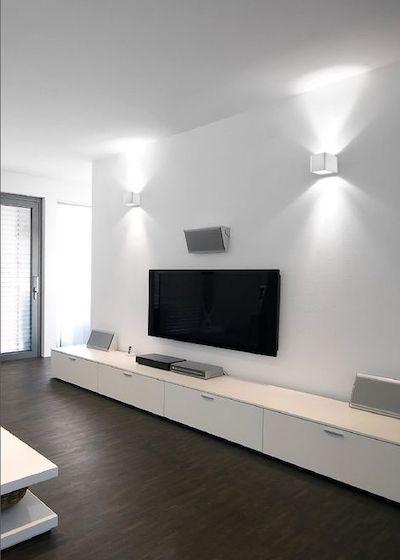 led applique parete