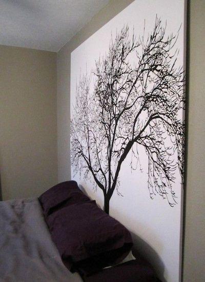 quadri per testata letto