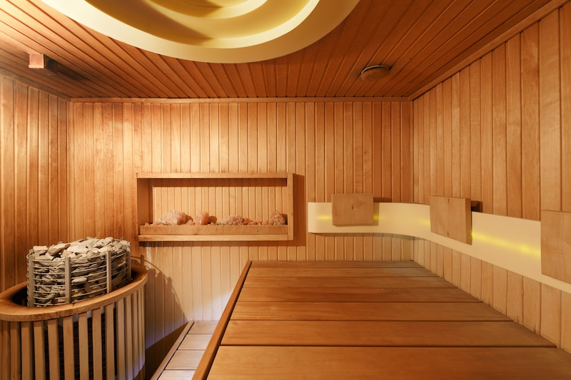 sauna finlandese benefici