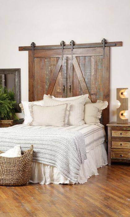 testiera letto porta legno