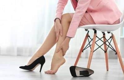 gambe gonfie rimedi
