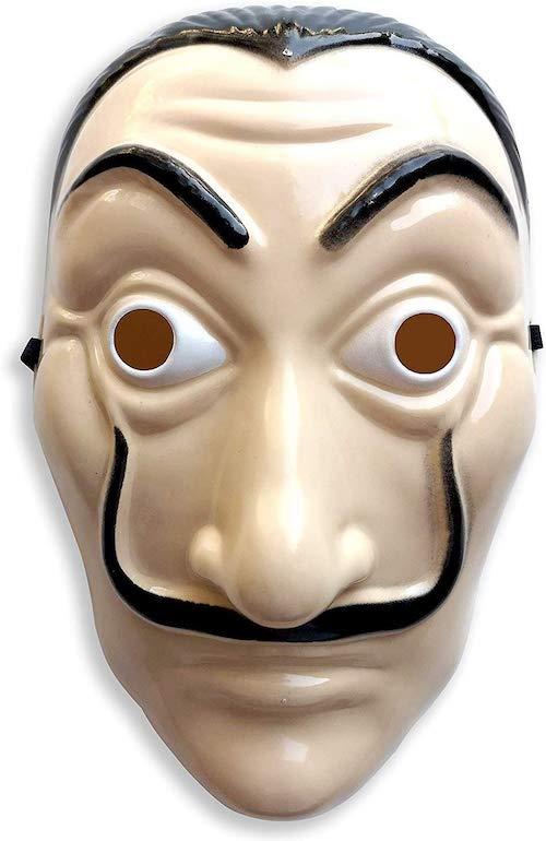 la casa di carta maschera dalì