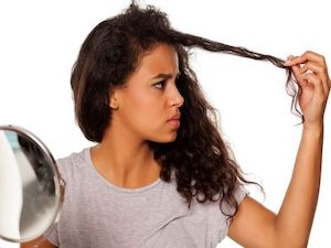 olio di argan caduta capelli