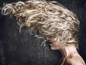 olio di argan capelli crespi