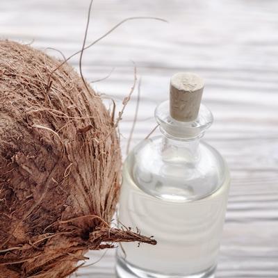 olio di cocco composizione