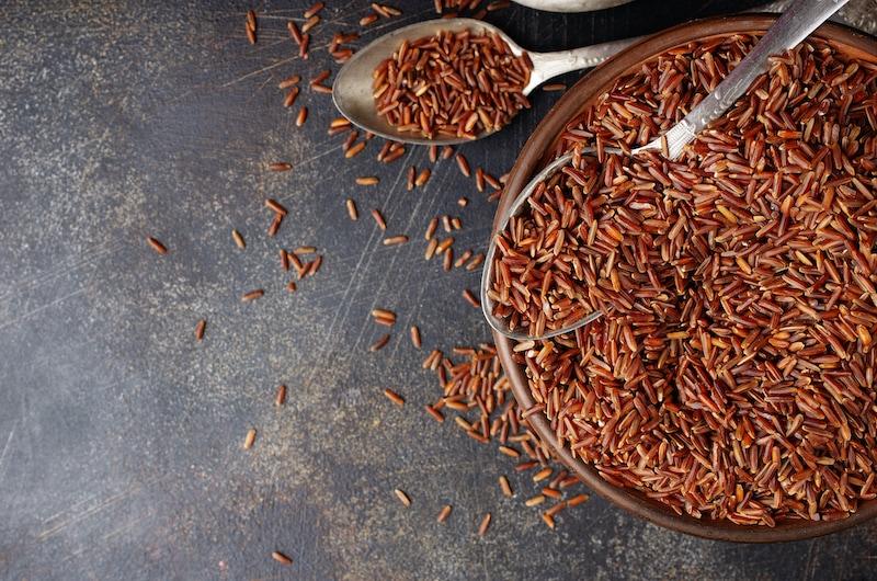 riso integrale proprietà e cottura