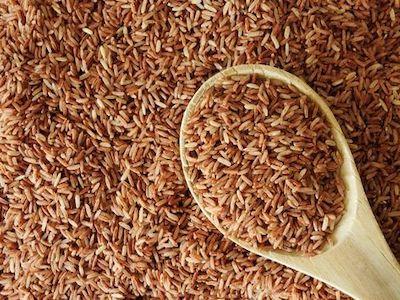 riso integrale proprietà