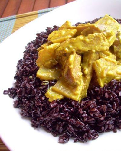 risotto di riso venere