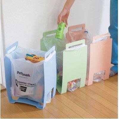 sacchetti plastica raccolta differenziata