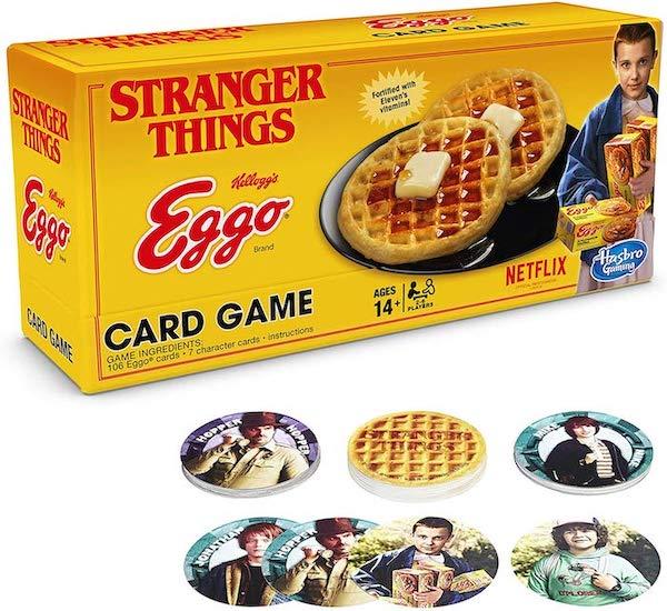 stranger things eggo