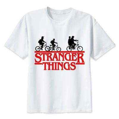 stranger things maglia donna