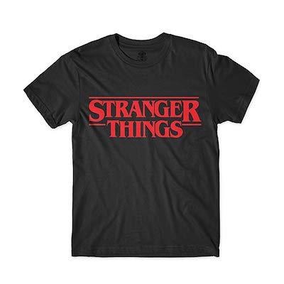 stranger things maglia uomo