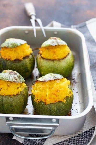 verdure ripiene riso basmati