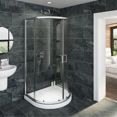 box doccia semicircolare bagno