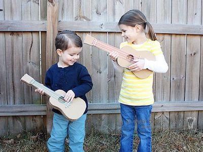 caratteristiche chitarre bambini