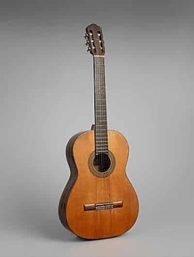 chitarra modello classico