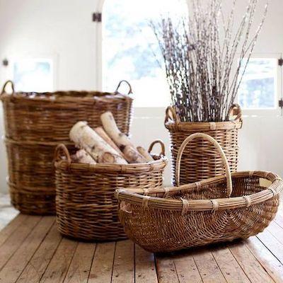 contenitori portabincheria bambu