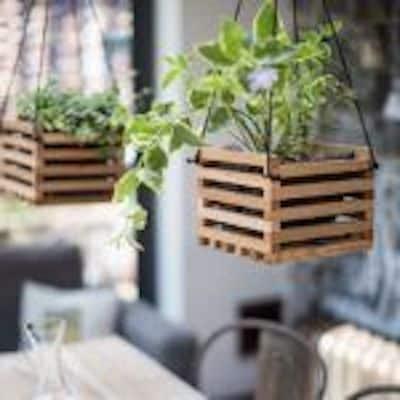 fioriere interno legno
