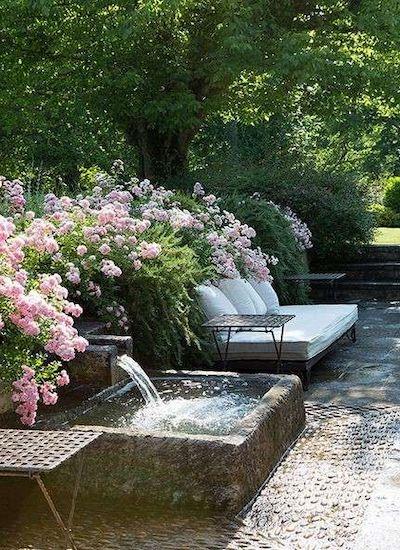 fontana arredo giardino