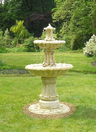 fontana giardino decorativa