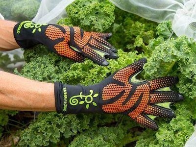 guanti giardinaggio generici