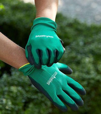 guanti giardinaggio