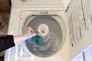 igienizzare lavatrice carica dall'alto