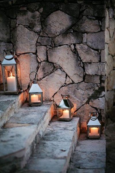 lanterne esterno ferro battuto
