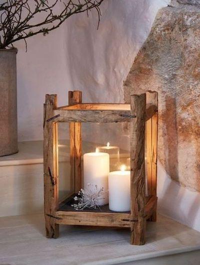 lanterne esterno legno