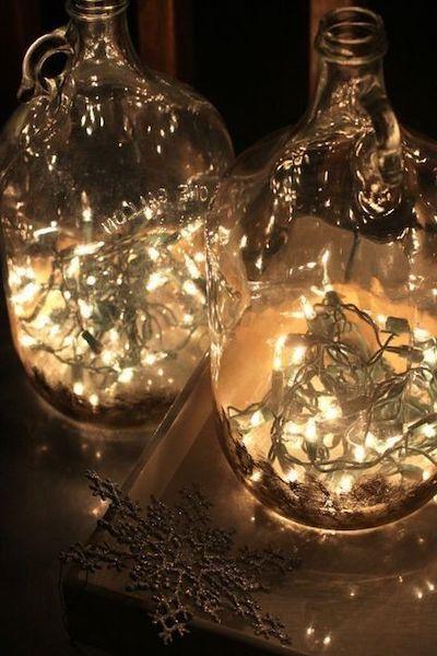 lanterne fai da te giardino