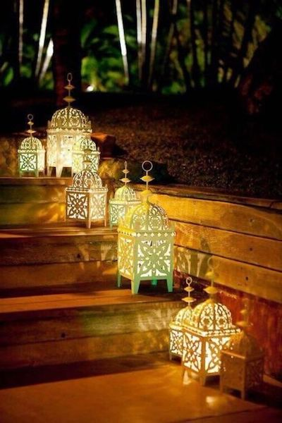 lanterne giardino spunti