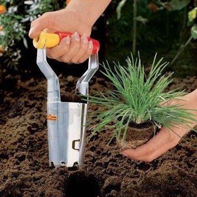 piantabulbi manuale orto