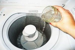 pulizia lavatrice carica dall'alto