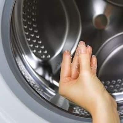 pulizia lavatrice