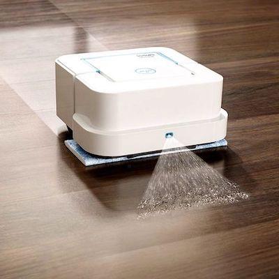 robot lavaggio pavimenti
