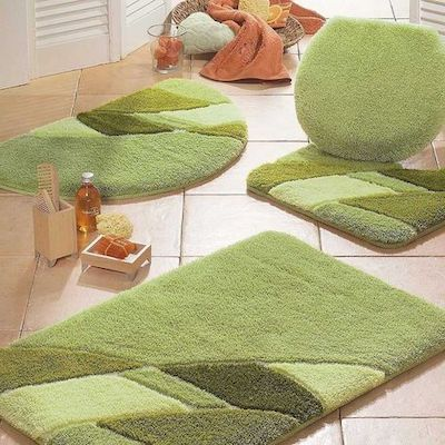 tappeti bagno design