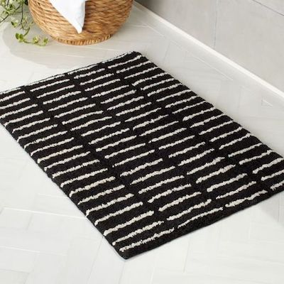 tappeto bagno microfibra