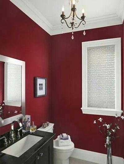 pareti bagno vernice