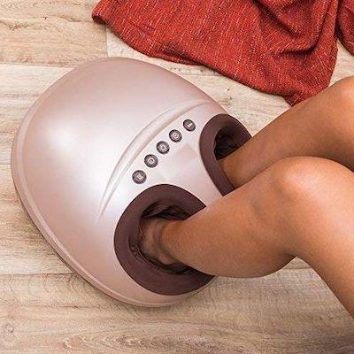 massaggiatore piedi ad acqua