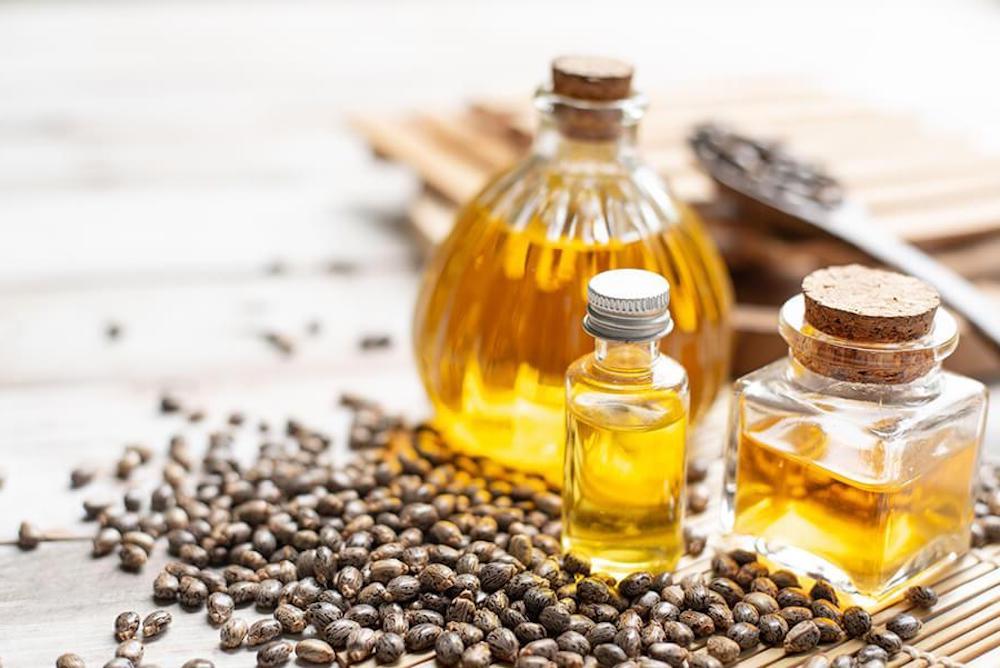 proprietà olio di ricino