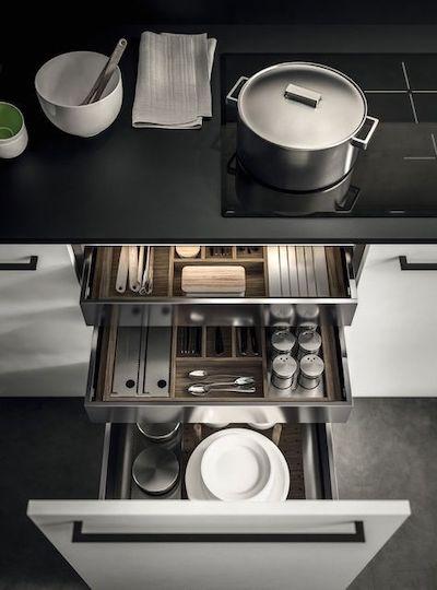 cassetti estraibili cucina