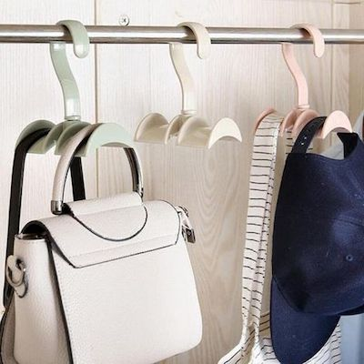 organizer borse armadio