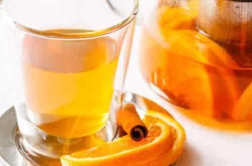 tisana drenante scorza arancia