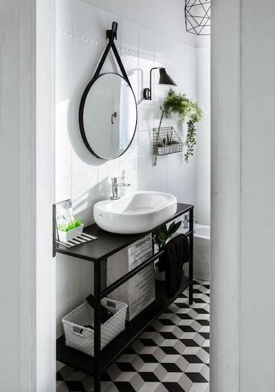 bagno piccolo specchi