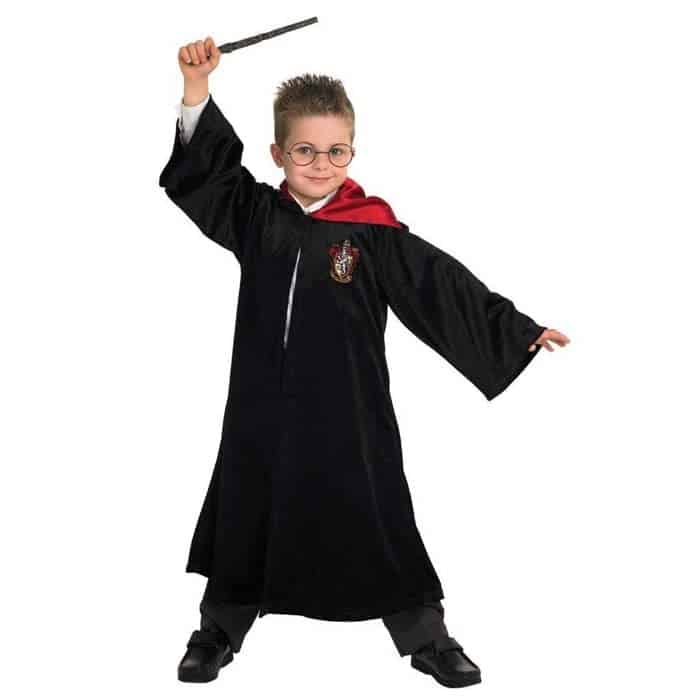costume bambino harry potter