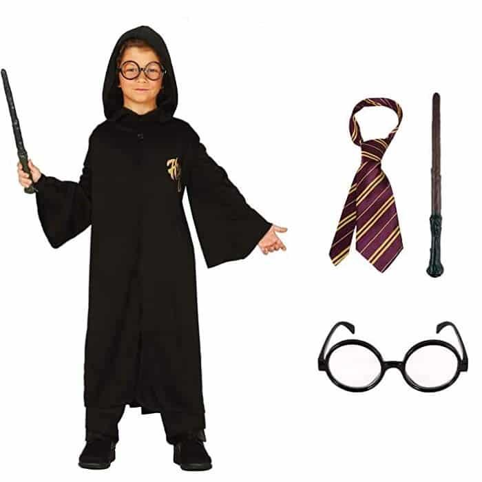 costume carnevale bambino harry potter