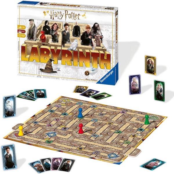 gioco da tavolo labirinto harry potter